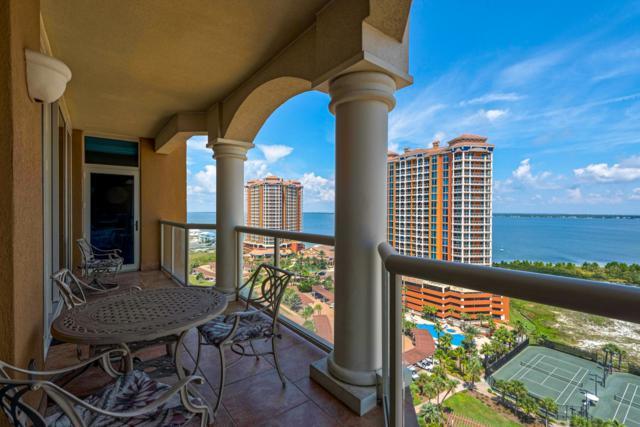 3 Portofino Drive #1405, Pensacola Beach, FL 32561 (MLS #805687) :: ENGEL & VÖLKERS