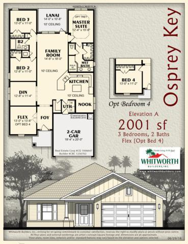 Lot 4 Wyatt Way, Fort Walton Beach, FL 32547 (MLS #805700) :: Classic Luxury Real Estate, LLC