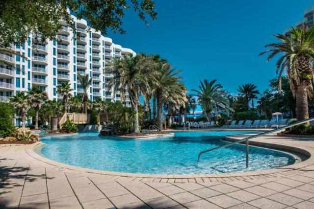 4207 Indian Bayou Trail #2702, Destin, FL 32541 (MLS #805805) :: The Premier Property Group