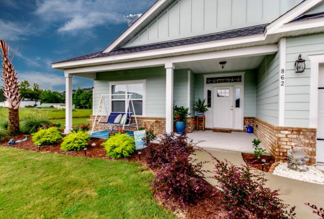 862 Whispering Creek Avenue, Freeport, FL 32439 (MLS #805809) :: ResortQuest Real Estate