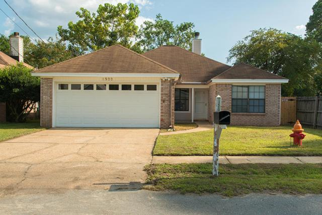 1900 Estival Street, Fort Walton Beach, FL 32547 (MLS #805892) :: Classic Luxury Real Estate, LLC