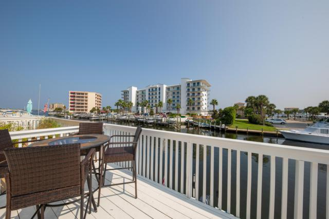 445 Gulf Shore Drive Unit 13, Destin, FL 32541 (MLS #806039) :: Classic Luxury Real Estate, LLC