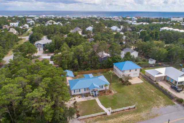 106 Ash Street, Santa Rosa Beach, FL 32459 (MLS #806063) :: Classic Luxury Real Estate, LLC