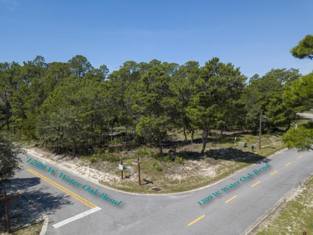 1209 W Water Oak Bend, Panama City Beach, FL 32413 (MLS #806116) :: ResortQuest Real Estate