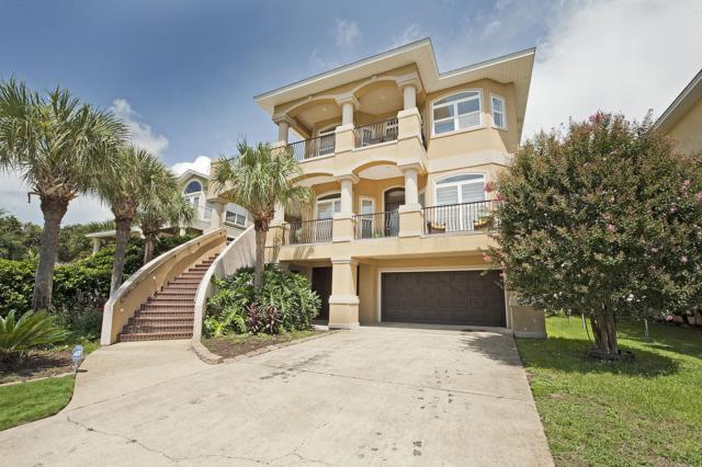 502 Eventide Drive, Gulf Breeze, FL 32561 (MLS #806177) :: Classic Luxury Real Estate, LLC