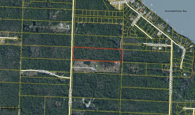 Lot 58 Nellie Drive, Santa Rosa Beach, FL 32459 (MLS #806213) :: Keller Williams Realty Emerald Coast