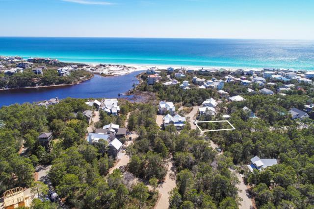 2-1 W Cedar Bend Road, Santa Rosa Beach, FL 32459 (MLS #806237) :: Luxury Properties Real Estate