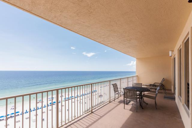 8715 Surf Drive 801 A, Panama City Beach, FL 32408 (MLS #806323) :: Luxury Properties Real Estate