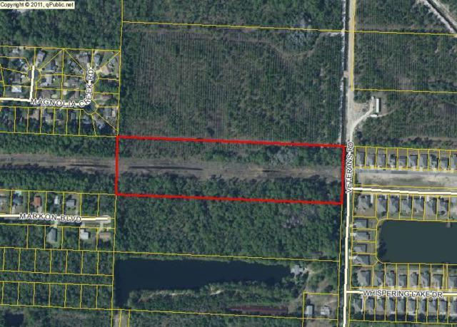 Lot 44 Veterans Road, Santa Rosa Beach, FL 32459 (MLS #806364) :: Keller Williams Realty Emerald Coast