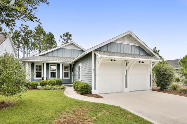 51 Somersault Lane, Inlet Beach, FL 32461 (MLS #806377) :: The Premier Property Group