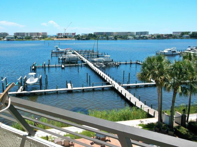 200 SW Miracle Strip Parkway Unit 301, Fort Walton Beach, FL 32548 (MLS #806413) :: Keller Williams Emerald Coast