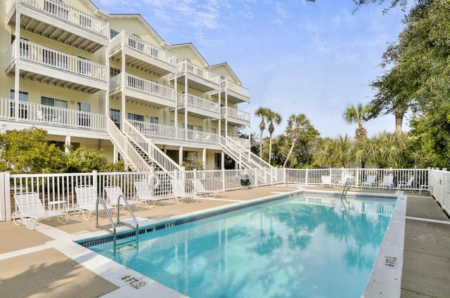 19 Brentwood Lane Unit 10, Santa Rosa Beach, FL 32459 (MLS #806434) :: Keller Williams Realty Emerald Coast