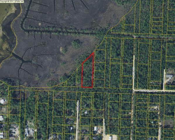 Lot 12-16 E Russell Avenue, Santa Rosa Beach, FL 32459 (MLS #806474) :: Keller Williams Realty Emerald Coast
