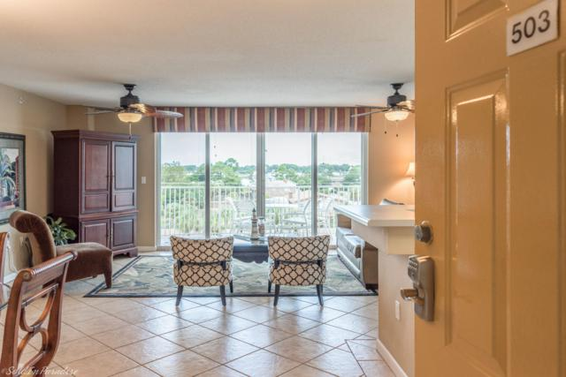 670 Santa Rosa Boulevard Unit 503, Fort Walton Beach, FL 32548 (MLS #806500) :: ResortQuest Real Estate