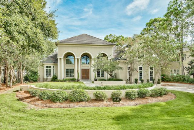 1535 W Island Green Lane, Miramar Beach, FL 32550 (MLS #806503) :: ResortQuest Real Estate