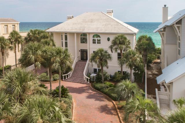 45 Gulf Dunes Lane, Santa Rosa Beach, FL 32459 (MLS #806514) :: Luxury Properties Real Estate