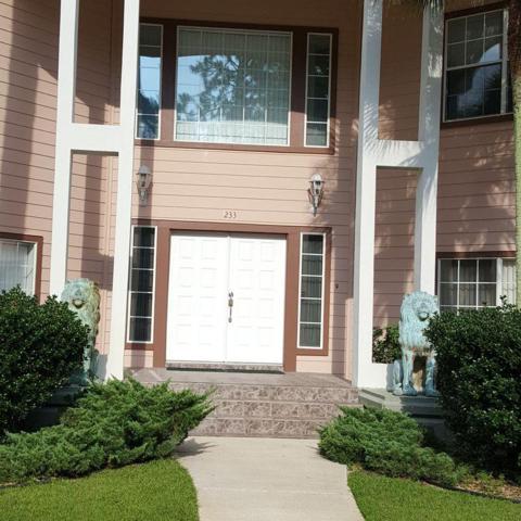 233 Hamon Avenue, Santa Rosa Beach, FL 32459 (MLS #806518) :: Luxury Properties Real Estate