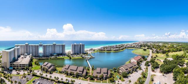 122 Seascape Drive Unit 1909, Miramar Beach, FL 32550 (MLS #806555) :: Berkshire Hathaway HomeServices Beach Properties of Florida