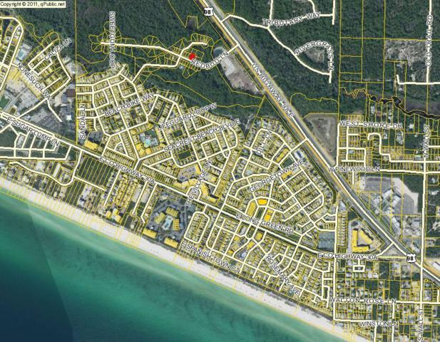 lot 77 Redbud Lane, Seacrest, FL 32461 (MLS #806578) :: Keller Williams Realty Emerald Coast
