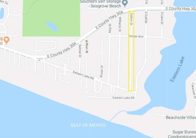 Lot 13 Dalton Drive, Santa Rosa Beach, FL 32459 (MLS #806587) :: Keller Williams Realty Emerald Coast