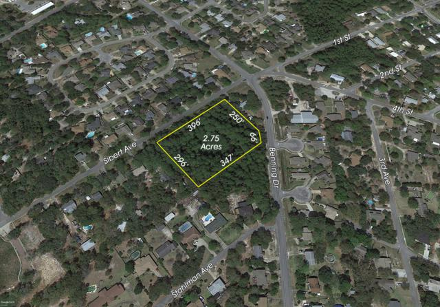 2.75 Acres Sibert Avenue, Destin, FL 32541 (MLS #806682) :: Luxury Properties on 30A