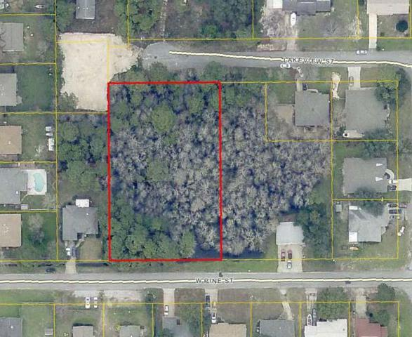 16 Acre Lakeview Street, Mary Esther, FL 32569 (MLS #806754) :: ResortQuest Real Estate