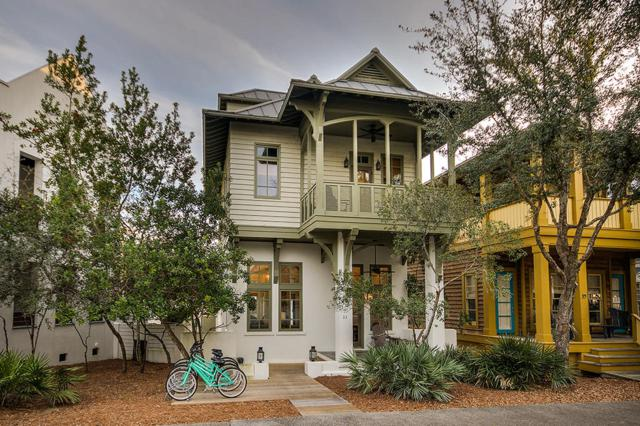 33 W Water Street, Rosemary Beach, FL 32461 (MLS #806859) :: RE/MAX By The Sea