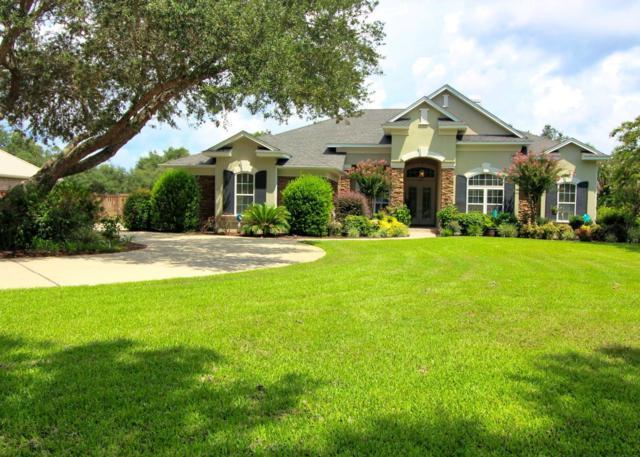 4406 Soundside Drive Drive, Gulf Breeze, FL 32563 (MLS #806907) :: Luxury Properties Real Estate