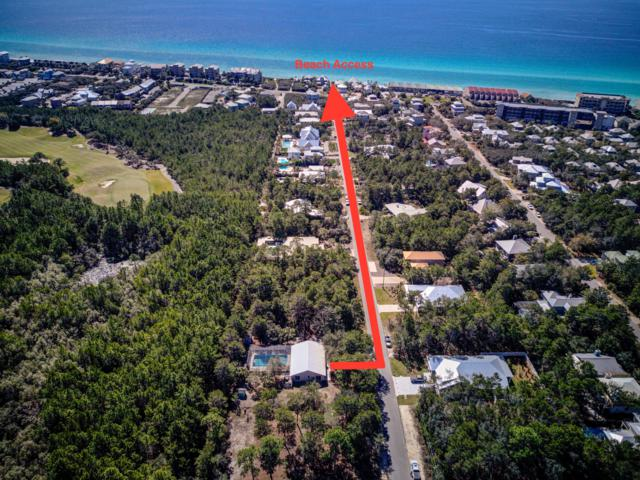 276 Seacrest Drive, Seacrest, FL 32461 (MLS #806962) :: RE/MAX By The Sea
