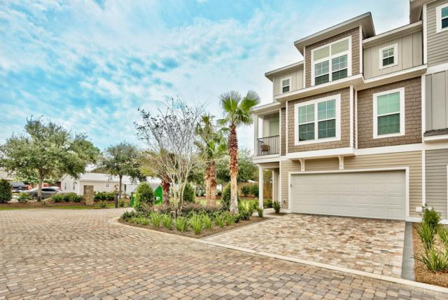 257 Driftwood Road Unit 20, Miramar Beach, FL 32550 (MLS #806964) :: Classic Luxury Real Estate, LLC