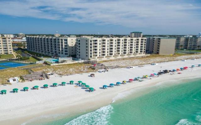 506 Gulf Shore Drive Unit 517, Destin, FL 32541 (MLS #806965) :: Keller Williams Emerald Coast