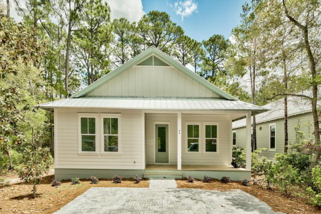 44 Grayton Bayou, Point Washington, FL 32459 (MLS #806984) :: Luxury Properties Real Estate