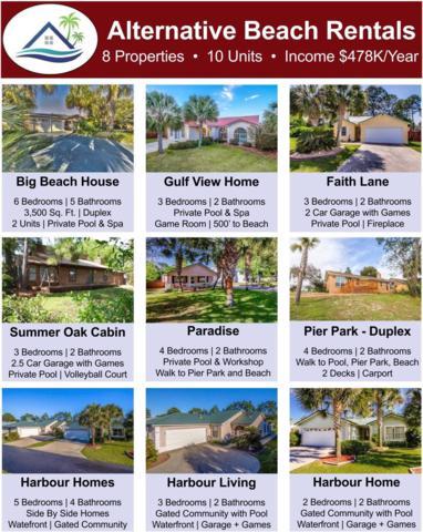 611 Granada Circle, Panama City Beach, FL 32413 (MLS #806998) :: ResortQuest Real Estate