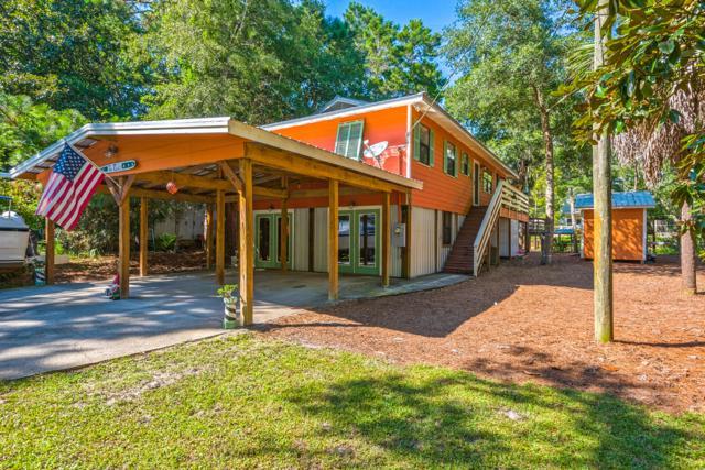 310 W Point Washington Road, Santa Rosa Beach, FL 32459 (MLS #807152) :: Luxury Properties Real Estate
