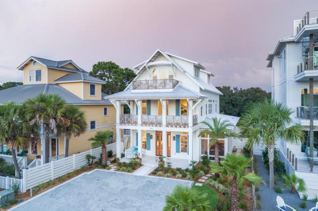205 Magnolia Street, Santa Rosa Beach, FL 32459 (MLS #807176) :: The Beach Group