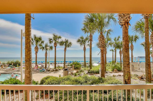 15817 Front Beach Road #109, Panama City Beach, FL 32413 (MLS #807180) :: Classic Luxury Real Estate, LLC