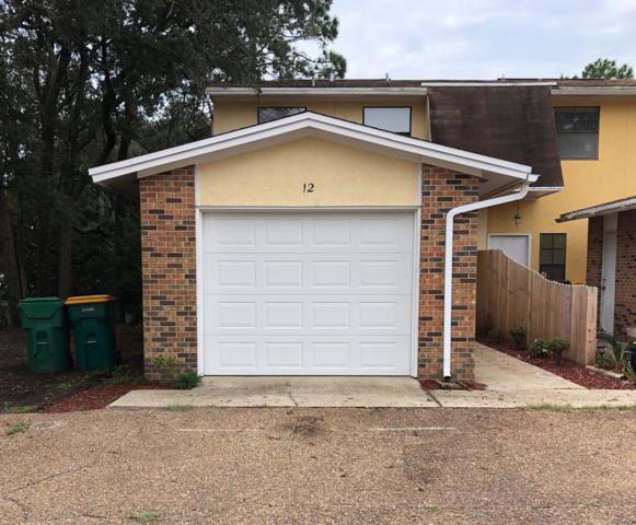 92 5Th Avenue Unit 12, Shalimar, FL 32579 (MLS #807193) :: ResortQuest Real Estate