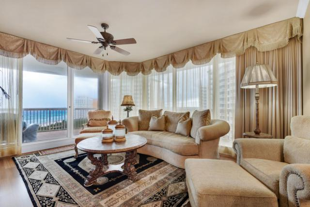 15400 Emerald Coast Parkway Unit 808, Destin, FL 32541 (MLS #807226) :: Luxury Properties on 30A