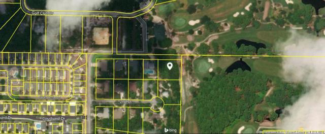 Lot 5 Gulf Club Drive, Santa Rosa Beach, FL 32459 (MLS #807246) :: Classic Luxury Real Estate, LLC