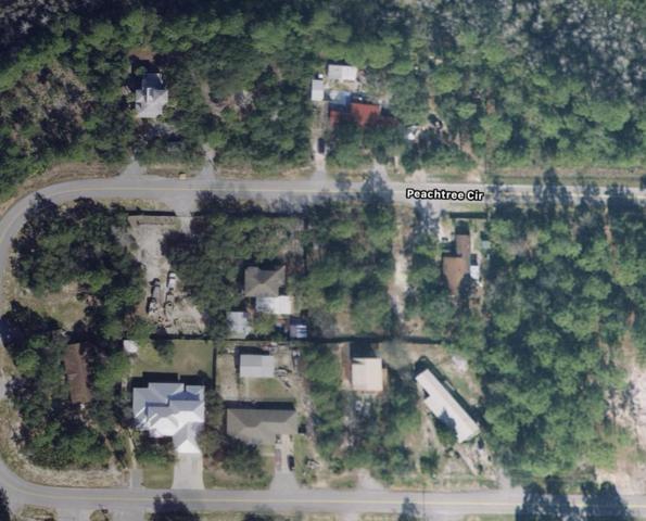 341 Peachtree Circle, Santa Rosa Beach, FL 32459 (MLS #807280) :: Luxury Properties Real Estate