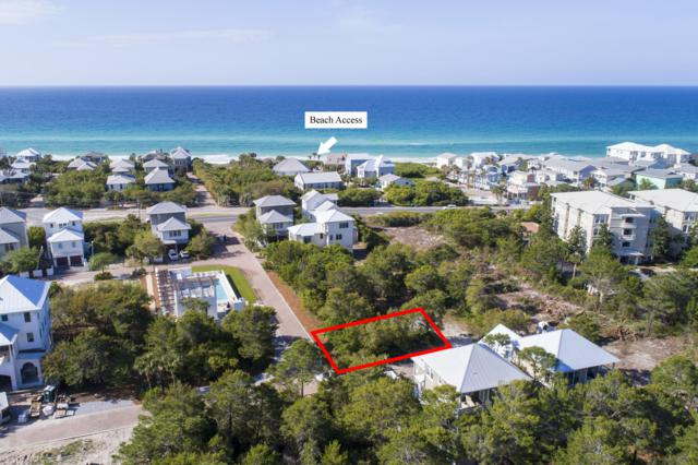 Lot #7 Sand Oaks Circle, Santa Rosa Beach, FL 32459 (MLS #807287) :: Luxury Properties Real Estate