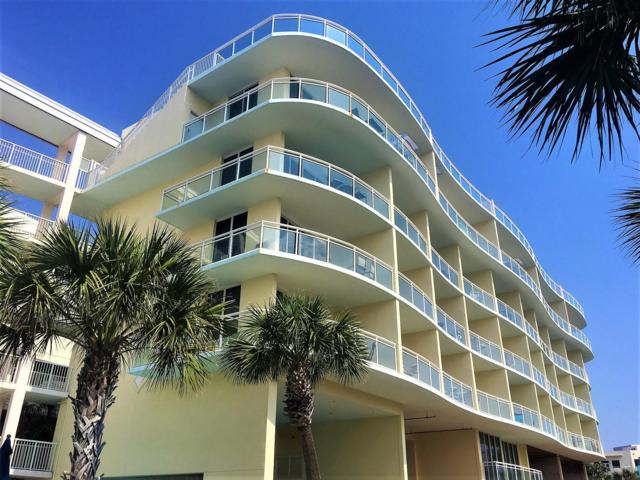 1517 Miracle Strip Parkway Unit 502, Fort Walton Beach, FL 32548 (MLS #807327) :: Berkshire Hathaway HomeServices Beach Properties of Florida