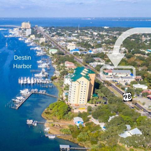 639 Harbor Boulevard, Destin, FL 32541 (MLS #807333) :: RE/MAX By The Sea