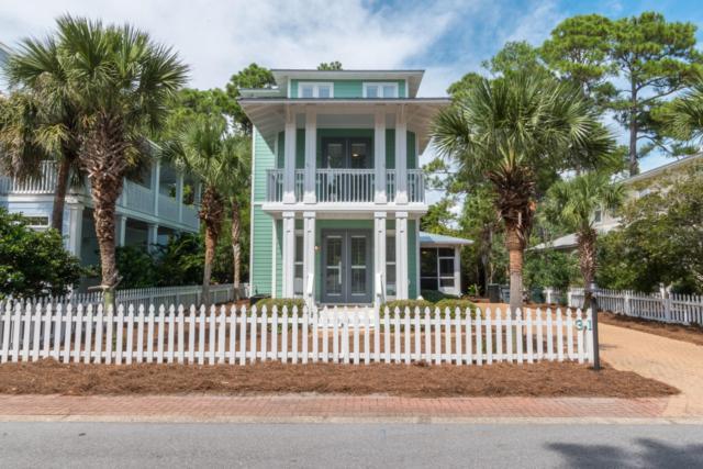 31 Sweet Bay Drive, Santa Rosa Beach, FL 32459 (MLS #807418) :: Coast Properties