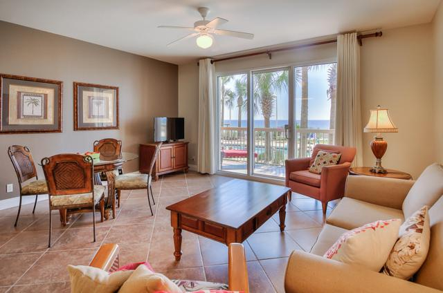 15817 Front Beach Road #103, Panama City Beach, FL 32413 (MLS #807469) :: ResortQuest Real Estate