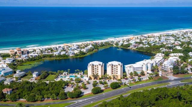 116 Carillon Market Street # 601, Panama City Beach, FL 32413 (MLS #807525) :: Coast Properties