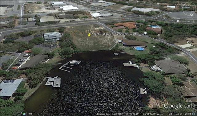 6 Yacht Club Drive Unit 101, Fort Walton Beach, FL 32548 (MLS #807613) :: ResortQuest Real Estate