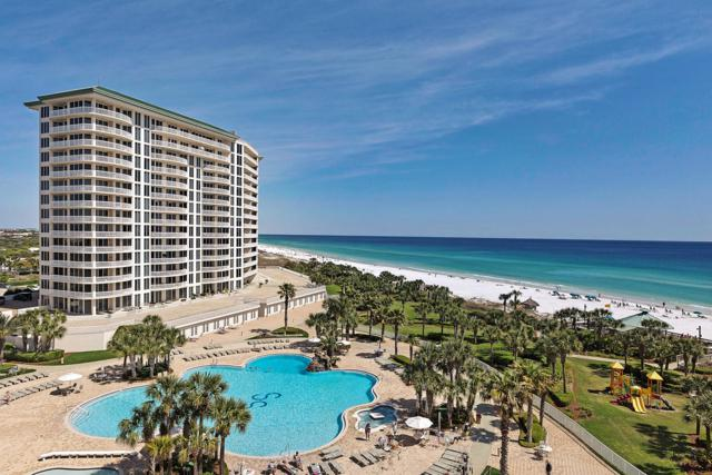 15400 Emerald Coast Parkway Unit 1005, Destin, FL 32541 (MLS #807688) :: Luxury Properties on 30A