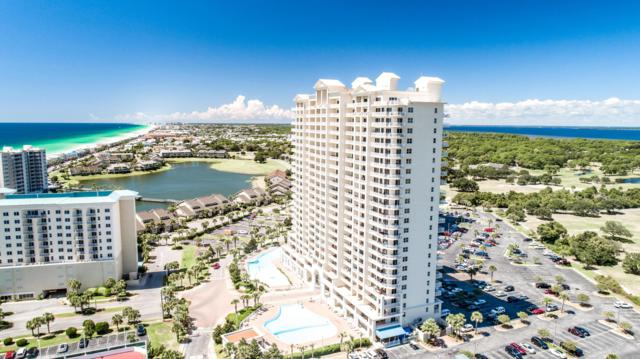 112 Seascape Boulevard Unit 1510, Miramar Beach, FL 32550 (MLS #807880) :: Luxury Properties Real Estate