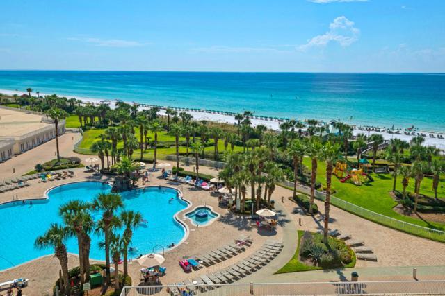 15200 Emerald Coast Parkway Unit 701, Destin, FL 32541 (MLS #807888) :: Scenic Sotheby's International Realty